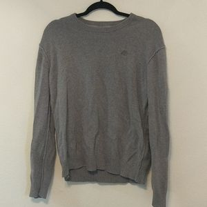 Men's Gray Sweater XL
